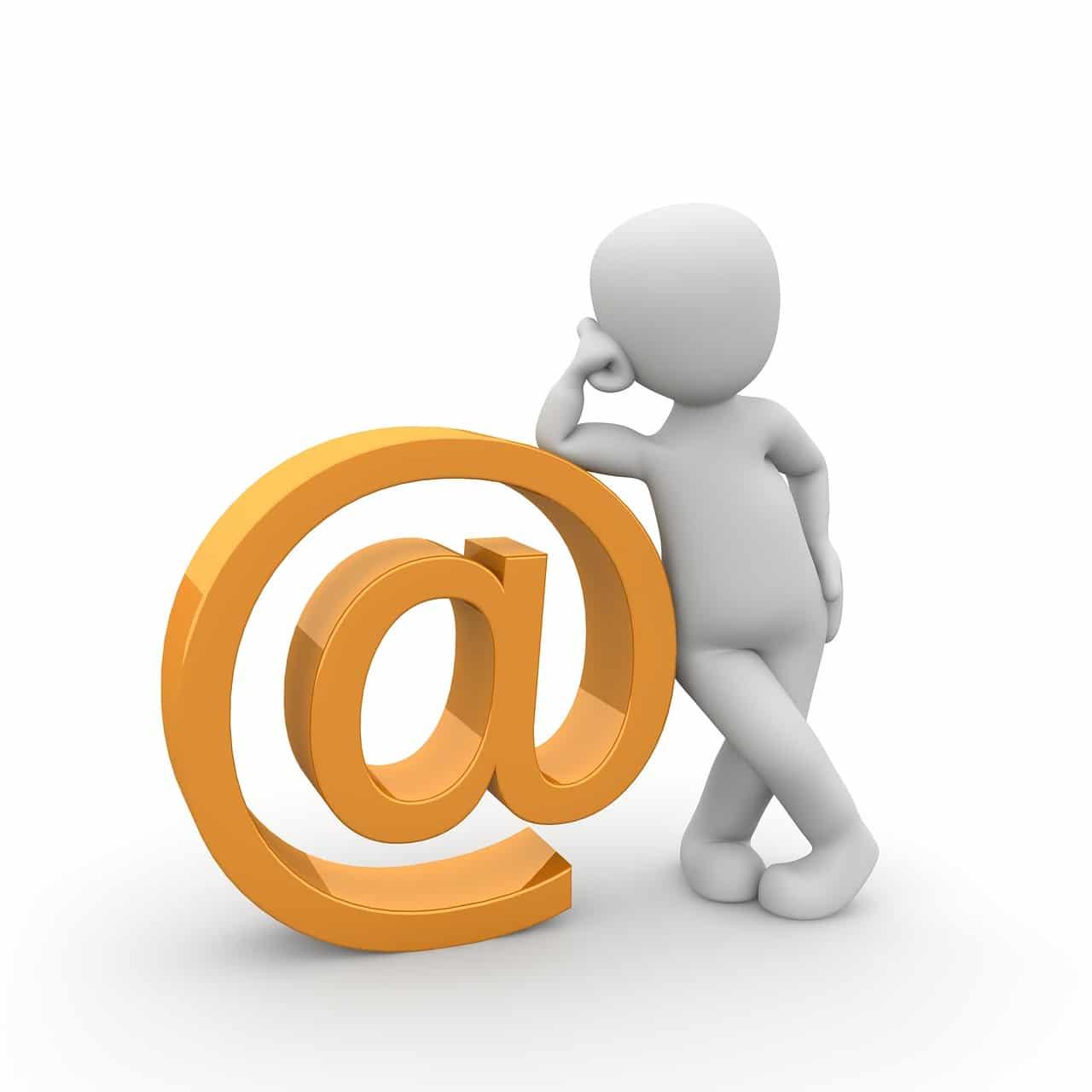 liste de mails