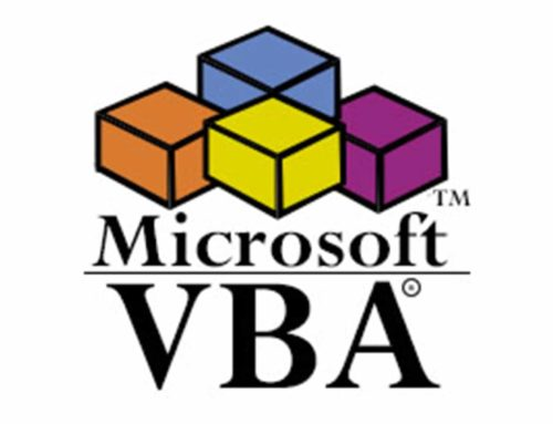 Formation Excel VBA Initiation