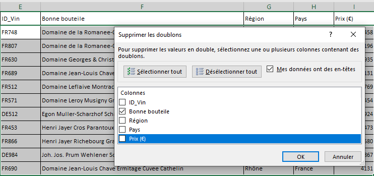 doublon-excel-selection-colonne